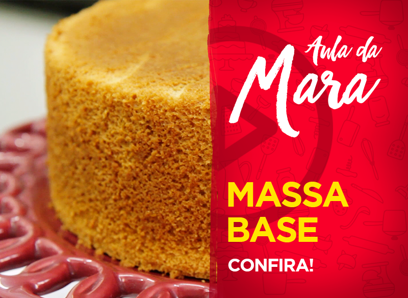 Massa – Base Mara Cakes